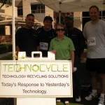 Technocycle at Group Green event
